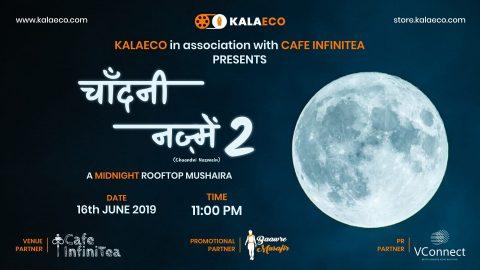 Chaandni Nazmein 2 - A Midnight Rooftop Mushaira